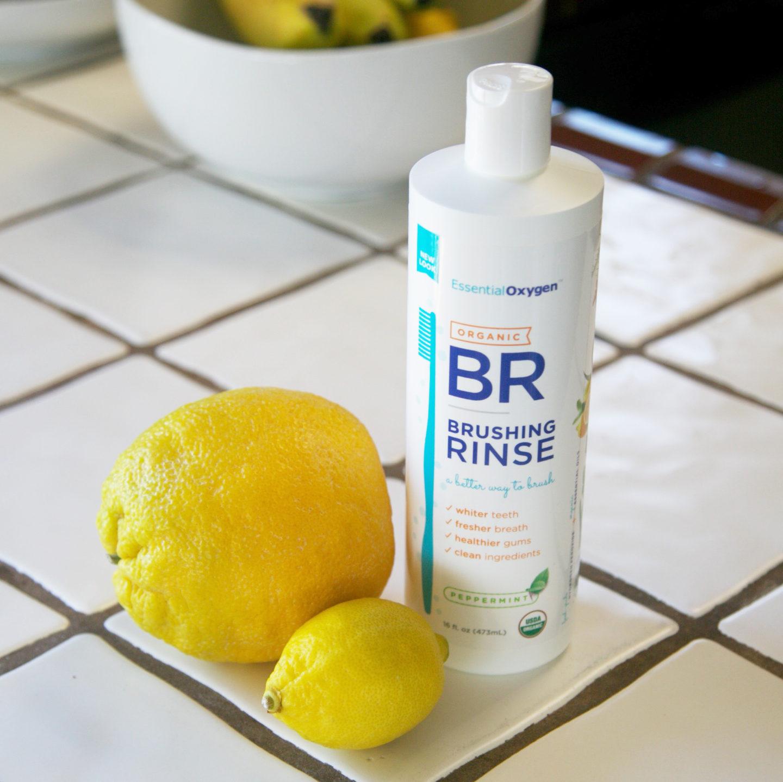 BR brushing rinse
