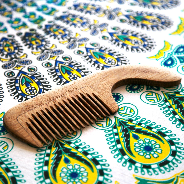 wood comb